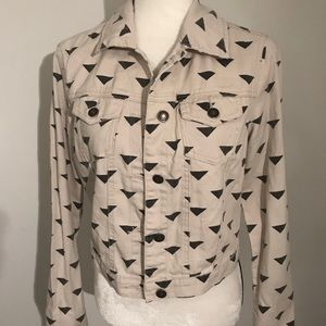 Forever 21 Triangle Jacket